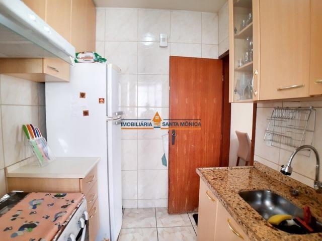 Apartamento à venda com 2 dormitórios em Rio branco, Belo horizonte cod:17060 - Foto 3