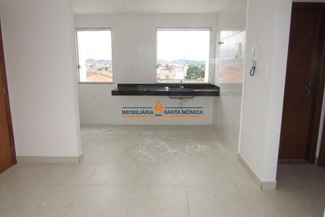 Apartamento à venda com 2 dormitórios em Rio branco, Belo horizonte cod:16173 - Foto 3