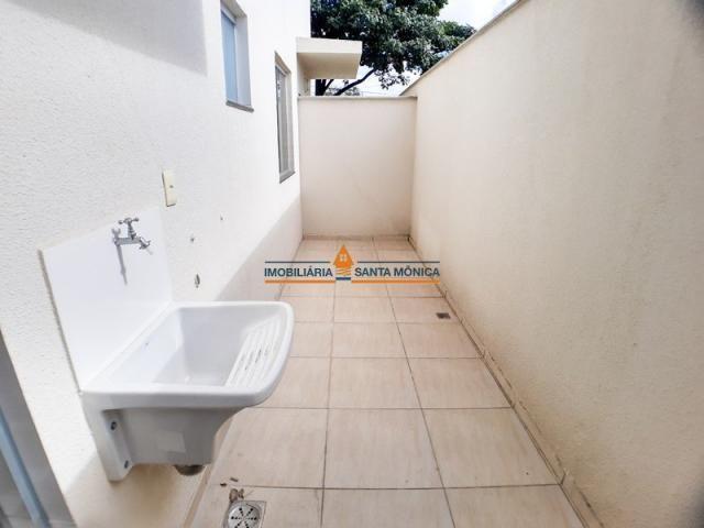 Apartamento à venda com 2 dormitórios em Candelária, Belo horizonte cod:14572 - Foto 2