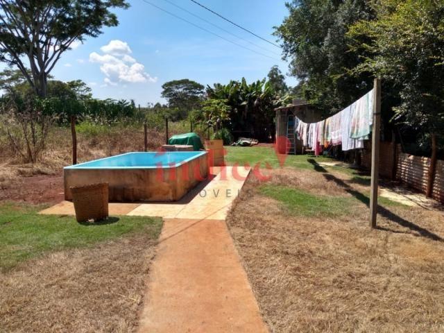 Sítio à venda com 2 dormitórios em Zona rural, Luís antônio cod:V17521 - Foto 4