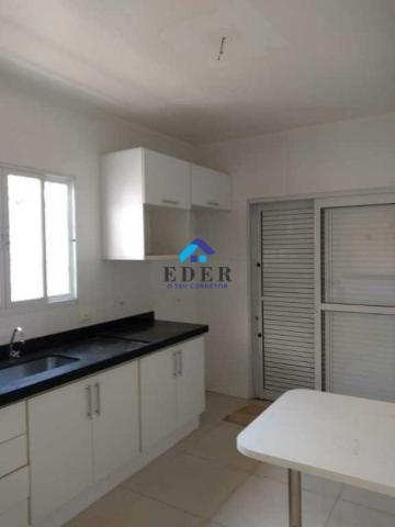 Casa à venda com 3 dormitórios em Vila xavier (vila xavier), Araraquara cod:CA0130_EDER - Foto 3
