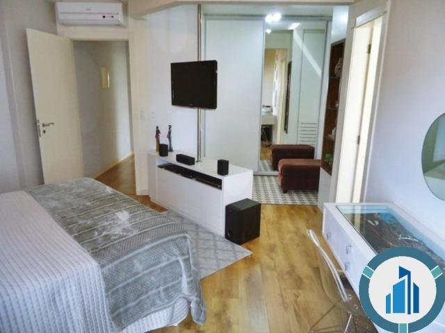 Apartamento para Venda, 03 dormitórios c/ suíte, 2 salas, 2 vagas, 120,87 m² privativos, B - Foto 13