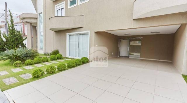 Casa em Condomínio Clube com 5 suítes à venda, 404 m² por R$ 2.390.000 - Pinheirinho - Cur - Foto 4
