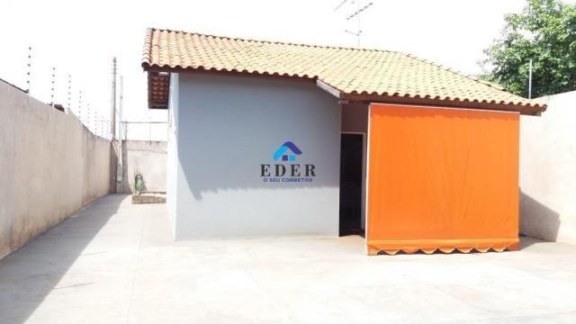 Casa à venda com 2 dormitórios em Parque gramado ii, Araraquara cod:CA0116_EDER - Foto 12
