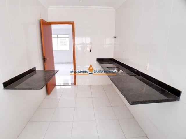 Apartamento à venda com 3 dormitórios em Santa monica, Belo horizonte cod:10513 - Foto 3