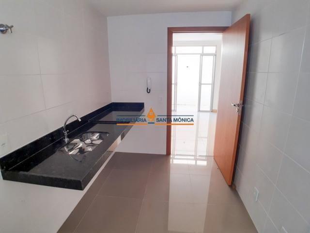Apartamento à venda com 3 dormitórios em Planalto, Belo horizonte cod:15086 - Foto 8
