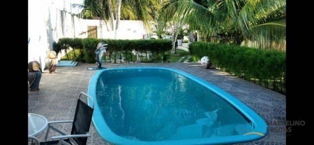 Casa à venda, 210 m² por R$ 550.000,00 - Mangabeira - Eusébio/CE - Foto 11