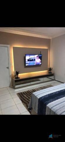 Casa à venda, 210 m² por R$ 550.000,00 - Mangabeira - Eusébio/CE - Foto 5
