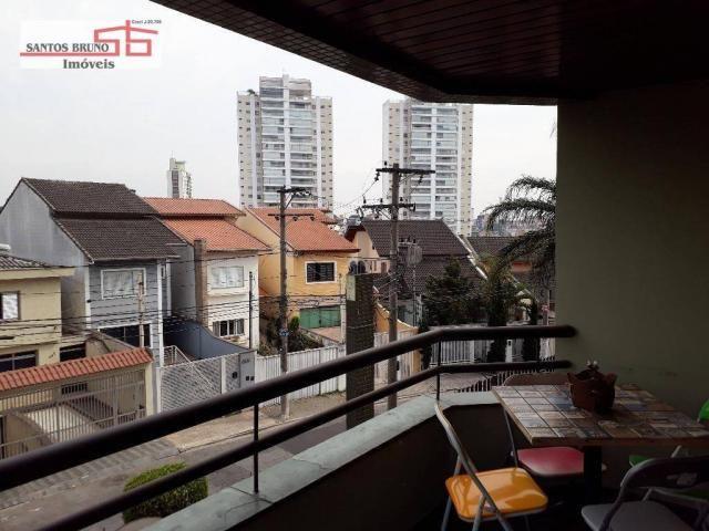 Apartamento com 4 dormitórios à venda, 117 m² por R$ 949.000,00 - Vila Palmeiras - São Pau - Foto 12