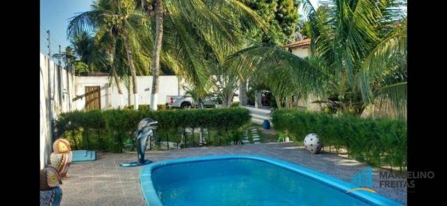 Casa à venda, 210 m² por R$ 550.000,00 - Mangabeira - Eusébio/CE - Foto 12