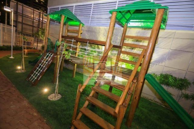 Apartamento no Serenitá Cócó com 3 dormitórios à venda, 98 m² por R$ 799.900 - Cocó - Fort - Foto 11