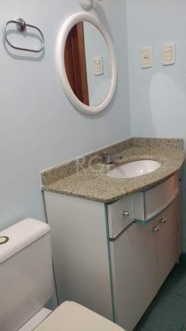 Apartamento à venda com 1 dormitórios em São sebastião, Porto alegre cod:BT10170 - Foto 7