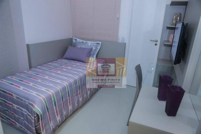 Apartamento no Serenitá Cócó com 3 dormitórios à venda, 98 m² por R$ 799.900 - Cocó - Fort - Foto 16