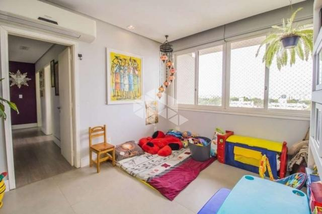 Apartamento à venda com 3 dormitórios em Moinhos de vento, Porto alegre cod:9922655 - Foto 5