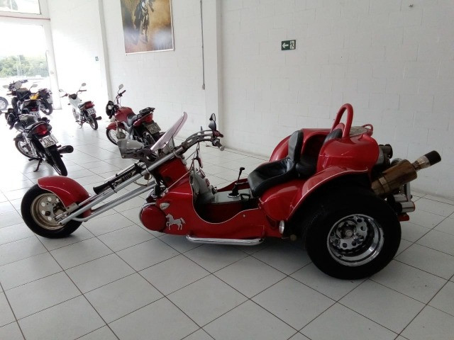 Triciclo cemim motor 2.0 ap injetado - Foto 3