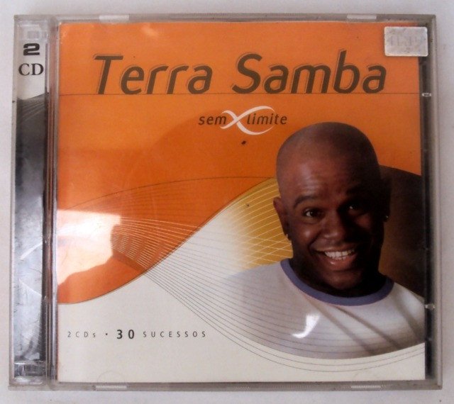 CD Duplo Terra Sambba