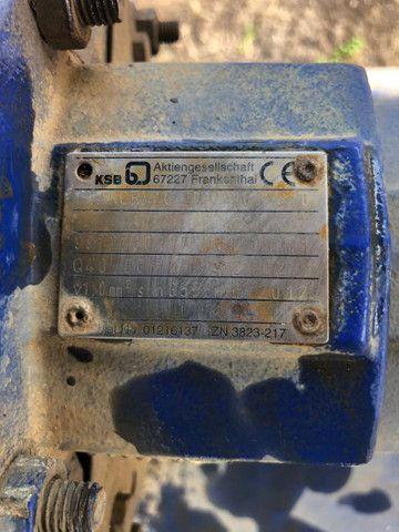Motor elétrico 15 CV. Bomba Ksb - Foto 2