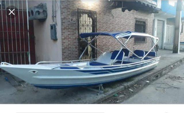 Canoas e botes em aluminio soldado .... - Foto 6