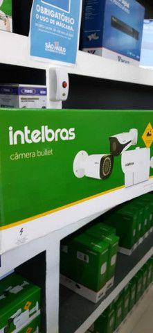 Câmeras de Seguranca e trava elétrica para portão, - Foto 4