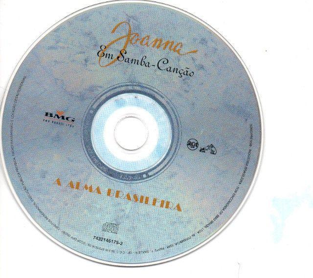 Cd - Joanna - Em Samba-canção - Foto 3