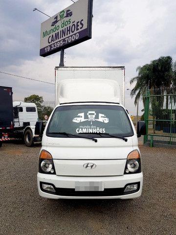 Hyundai Hr Com Baú - Foto 2