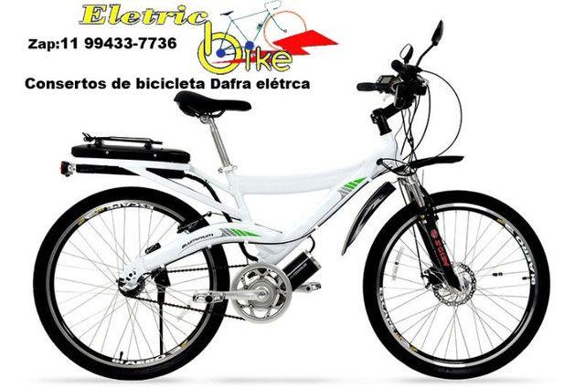 Bicicletas elétrica conserta