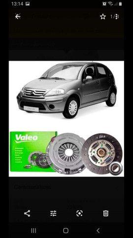 Kit Embreagem da Valeo Citroen C3 glx 2003 a 2008