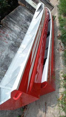 Canoas e botes em aluminio soldado .... - Foto 3