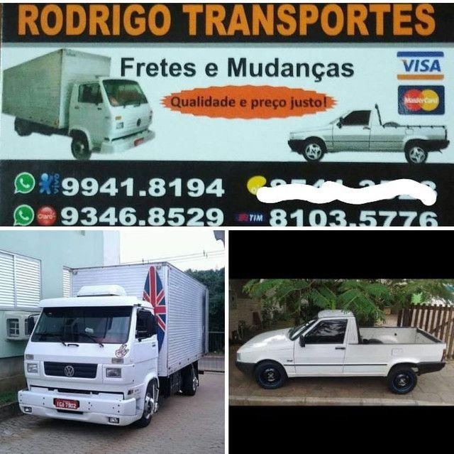 Fretes Rodrigo RS transportes - Foto 3