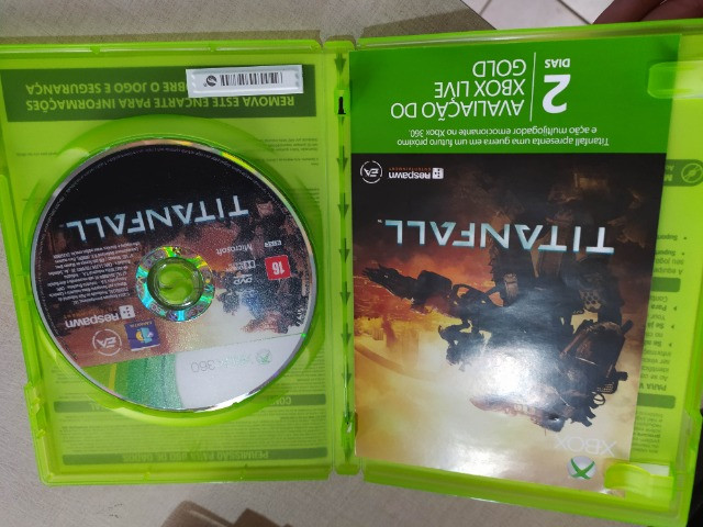 Jogo Titanfall x Box 360 - Foto 3