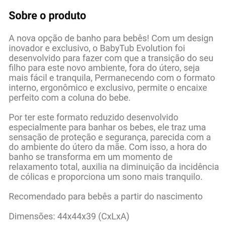 Banheira terapêutica para bebê - Foto 2