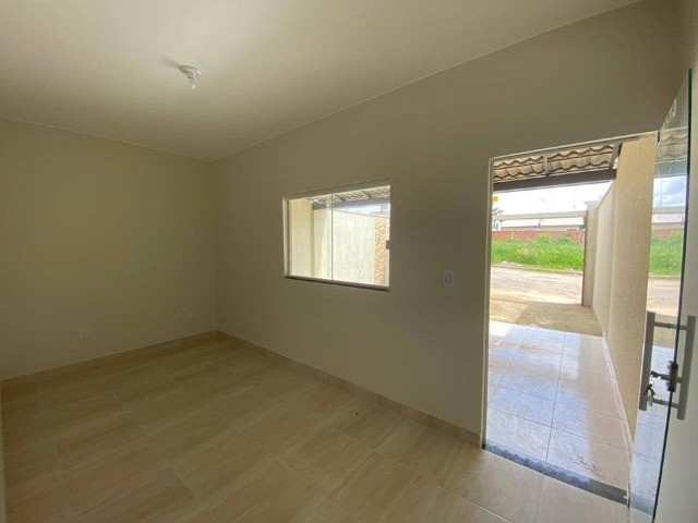 Casa 2 quartos com garagem coberta e excelente acabamento - Foto 7
