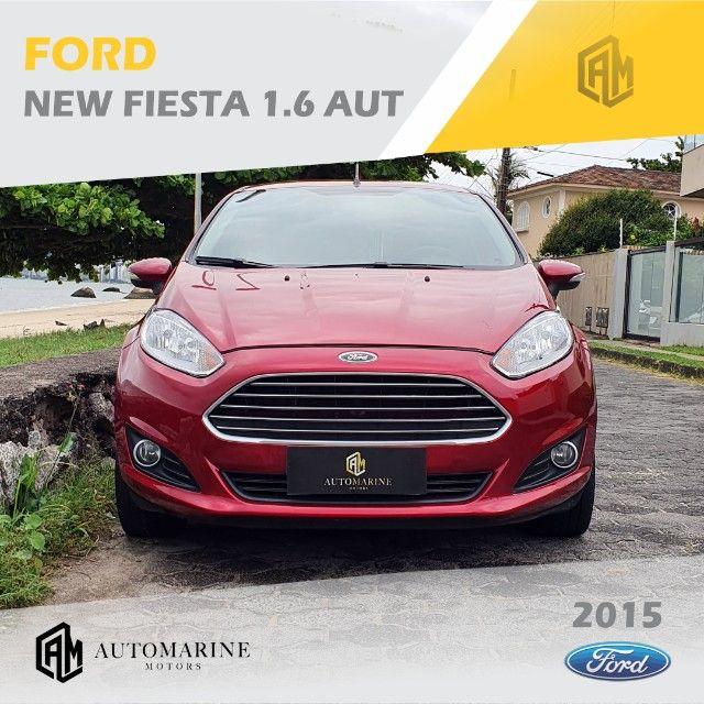 Ford New Fiesta SE 1.6 16v Aut. Único Dono - Muito Novo  - Foto 2