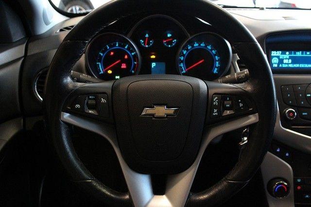 Chevrolet Cruze Sedan 1.8 LT - Automático - Impecável - Foto 10