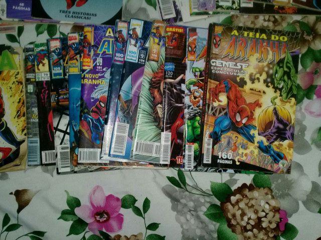 Coleçoes de hqs/quadrinhos raros e em otimo estado ( Vendo em coleções) - Foto 6