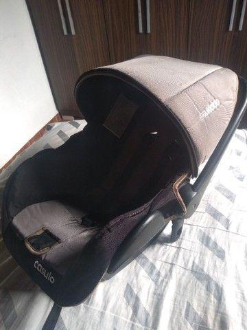 Bebê conforto Kiddo Casulo  - Foto 4