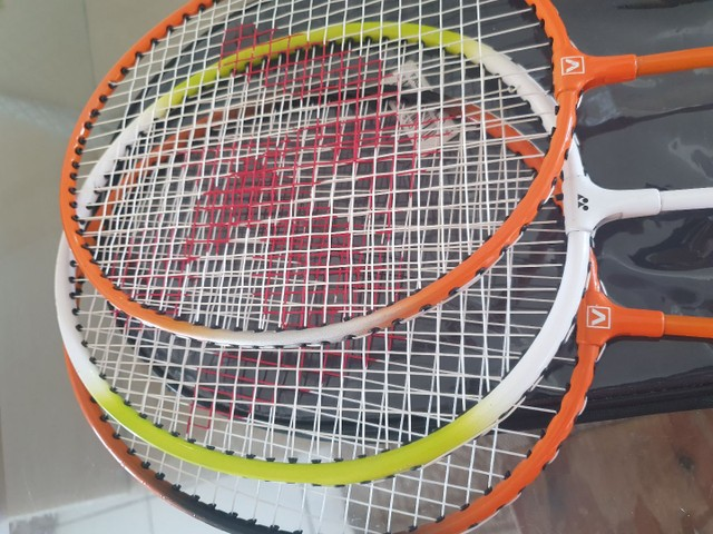 3 Raquetes de Badminton - Foto 3