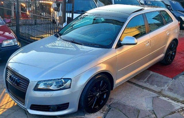 Audi A3 sportback completo