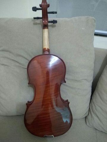 Violino 4/4 novo Shelter Symphonic - Foto 2