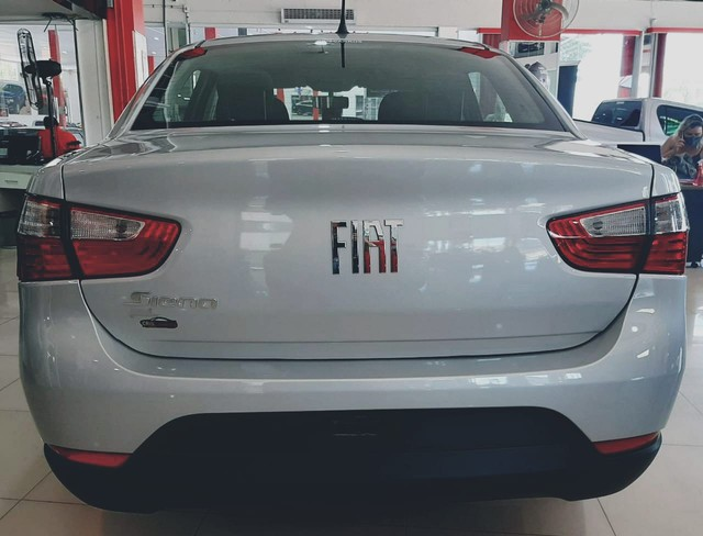 Fiat Grand Siena Attractive 1.0 (Flex) - Foto 4