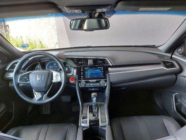 Honda Civic Touring 1.5 16v Turbo 2019 Ùnico Dono!!! - Foto 5