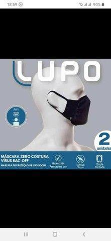 MÁSCARA LUPO SEM COSTURA - Foto 4