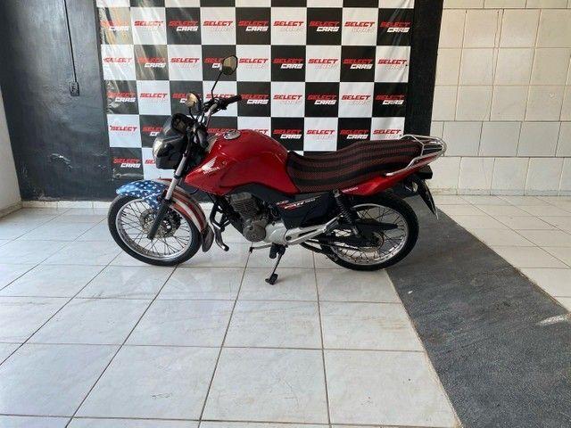 Honda CG 150 Fan 2014