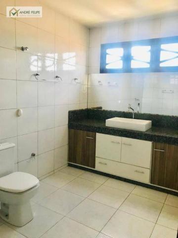 Casa com 5 dormitórios para alugar, 300 m² por R$ 2.700,00/mês - Novo Horizonte - Arapirac - Foto 12