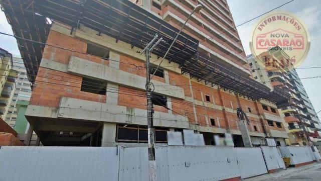 Apartamento com 2 dormitórios à venda, 93 m² por R$ 465.000 - Aviação - Praia Grande/SP - Foto 2