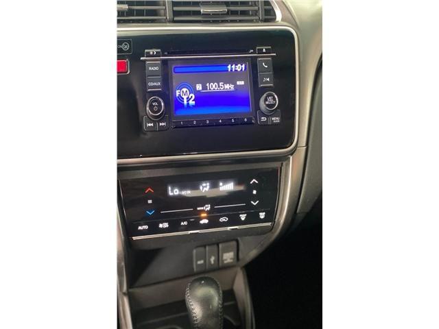 Honda City 1.5 exl 16v flex 4p automático - Foto 8