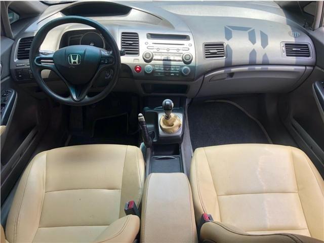 Honda Civic 1.8 lxs Completo com Kit Gás Doc Ok Financio Fixas de 579,00 Leia! - Foto 8