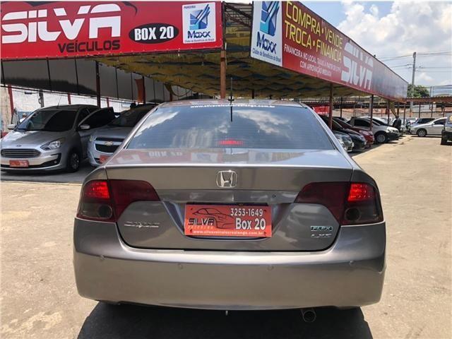 Honda Civic 1.8 lxs Completo com Kit Gás Doc Ok Financio Fixas de 579,00 Leia! - Foto 5