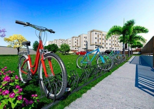 VMG-Apartamento Venda, muito conforto, lazer completo e segurança de condomínio fechado. - Foto 2