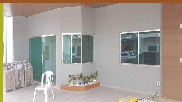 Com 3 Quartos Casa com fino Acabamento Aguas Claras - Foto 5